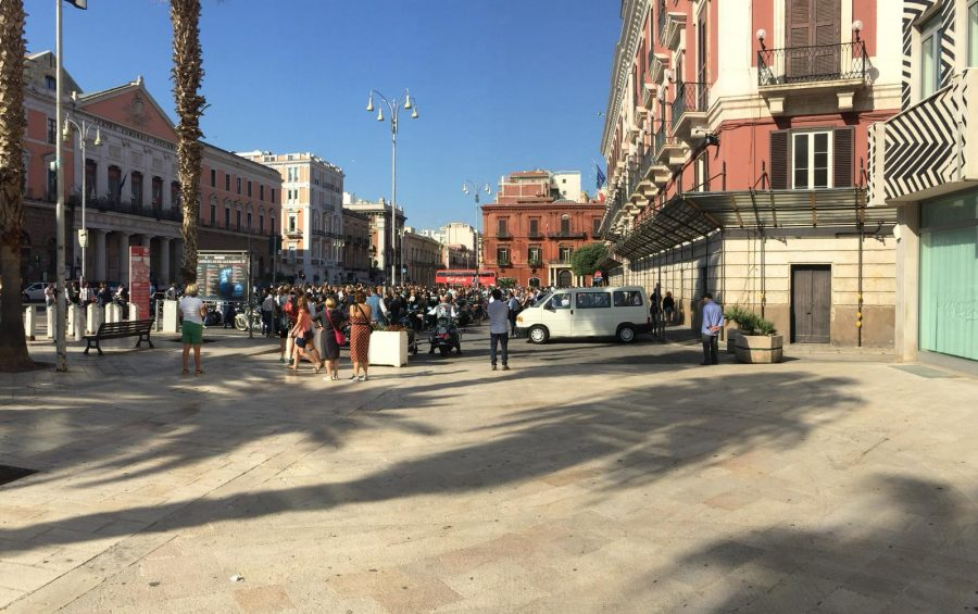 Come partecipare alla Messa di Papa Francesco a Bari