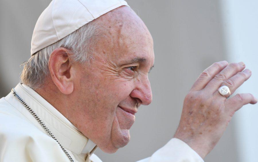 Papa Francesco (Foto Sir)
