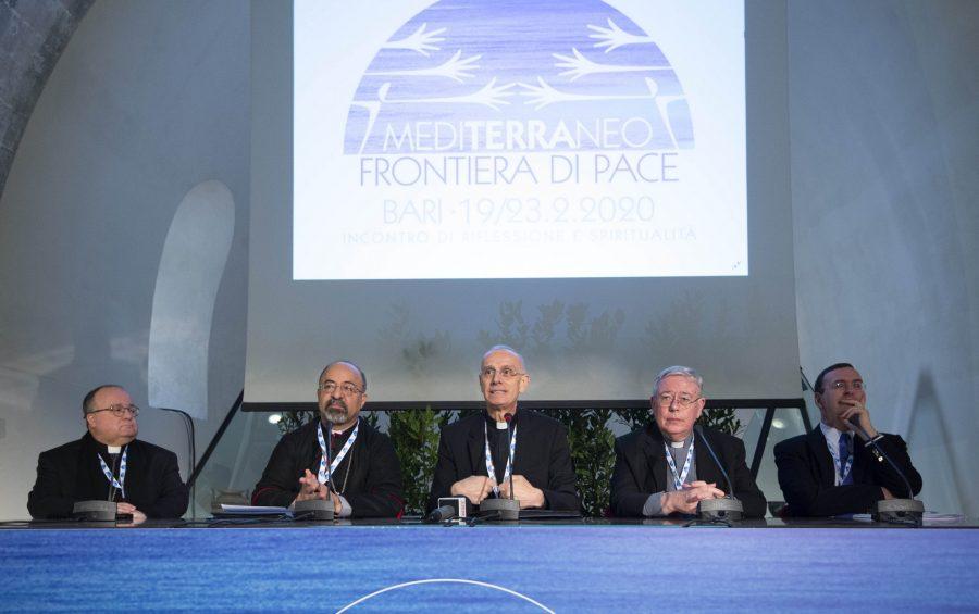 #Bari2020. Briefing con la stampa – 21 febbraio