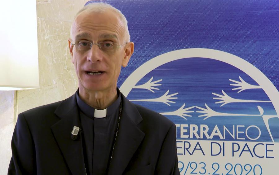 #Bari 2020. Mons. Antonino Raspanti, Vescovo di Acireale