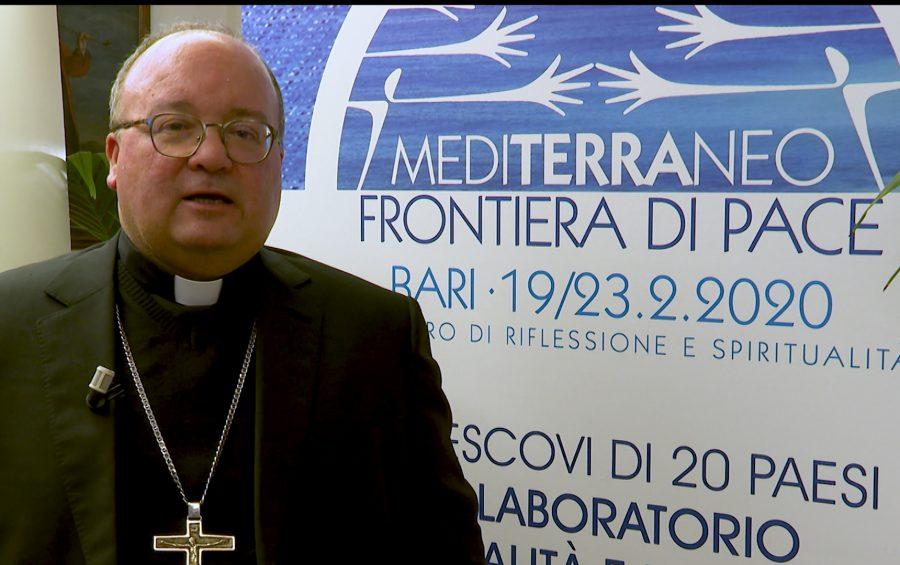 #Bari2020. Mons. Scicluna, Malta ha bisogno della solidarietà di tutti