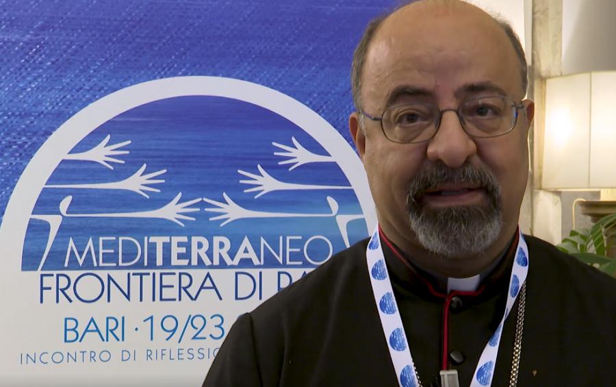 #Bari 2020. Patriarca Sedrak, pace è essere differenti e vivere insieme